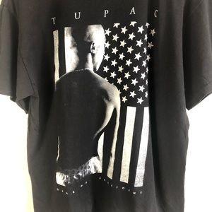 Shirts - 4 FOR 20! Tupac 'President' Graphic T-shirt.